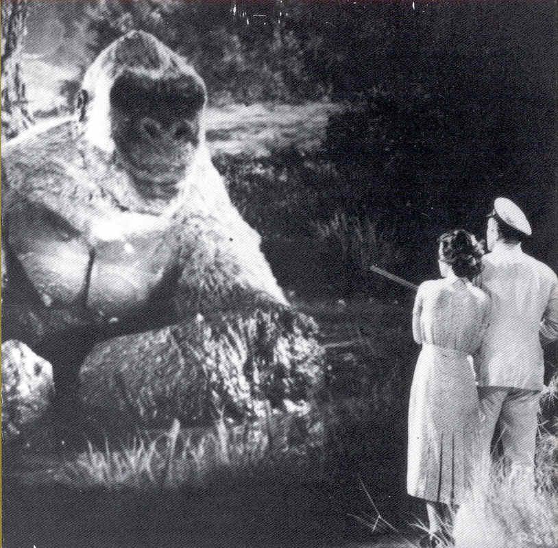 MONDO BIZARRO: Forgotten Sequels: Son Of Kong